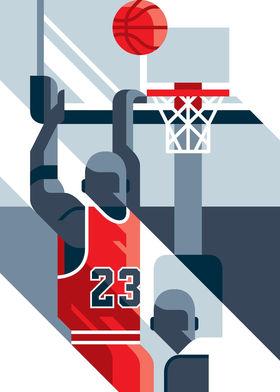 Rivista Ufficiale NBA #100